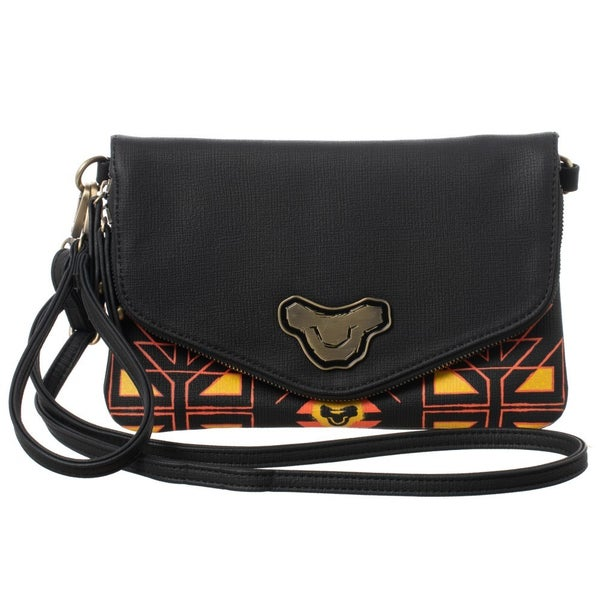 Lion King Clutch / Wristlet & Wallet Set by Bioworld