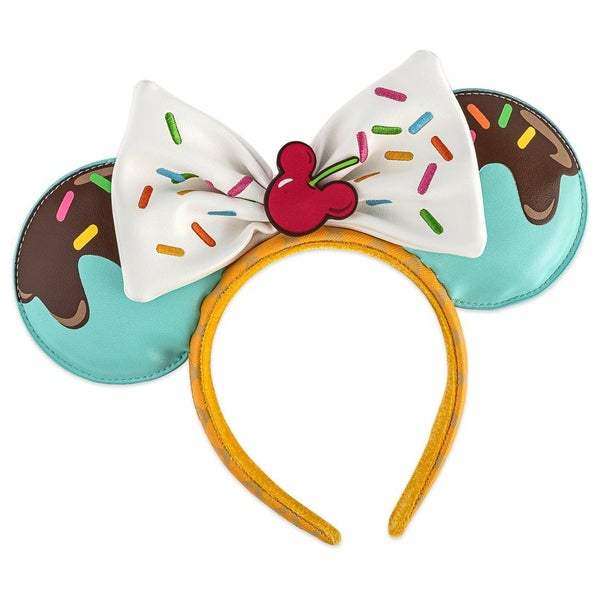 Minnie Mouse Sweet Treats Icecream Ears Loungefly