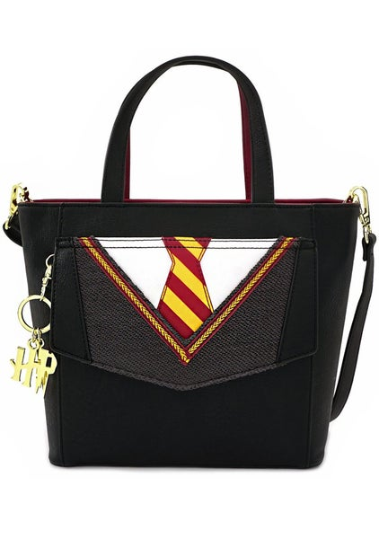 Harry Potter Gryffindor Uniform Cosplay Crossbody Bag Loungefly