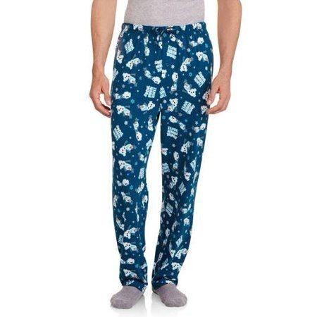 Disney Frozen Olaf Sleep Pants Men's Small