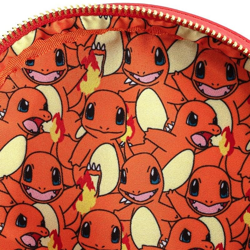 Pokemon Charmander Cosplay Mini-Backpack Loungefly
