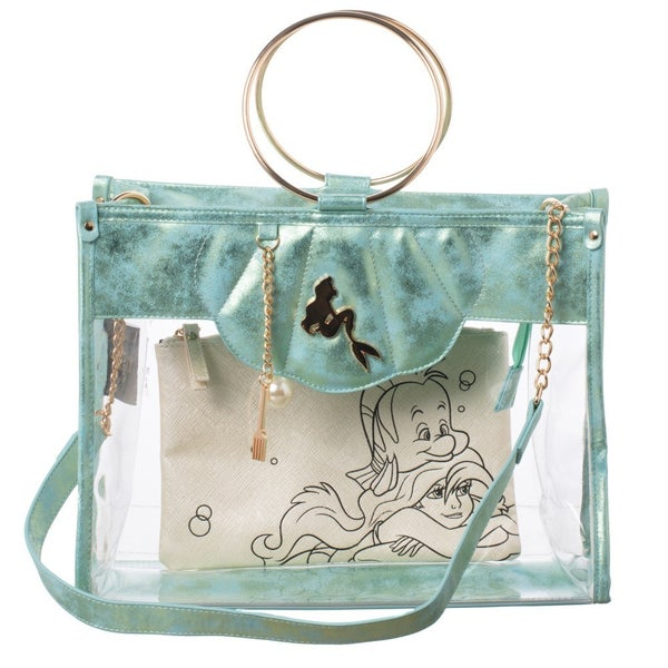The Little Mermaid Tote / Cross body Bioworld