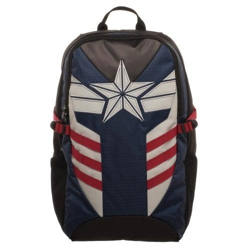Captain America Suit Up Built Up Kids' Backpack