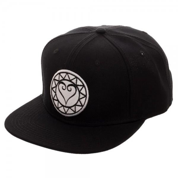 Kingdom Hearts Embroidery Logo Snapback Baseball Hat