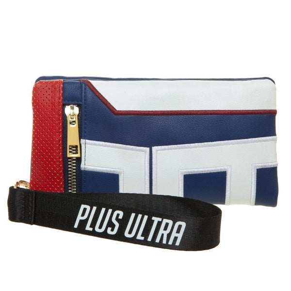 My Hero Academia UA Clutch Wallet Wristlet