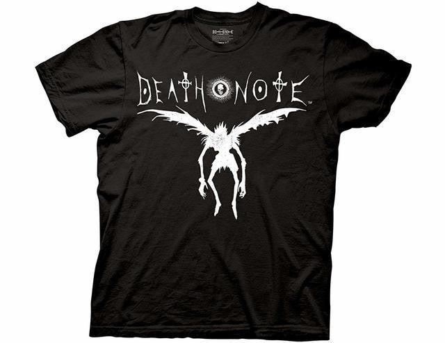Death Note Ryuk Silhouette T-Shirt Men's