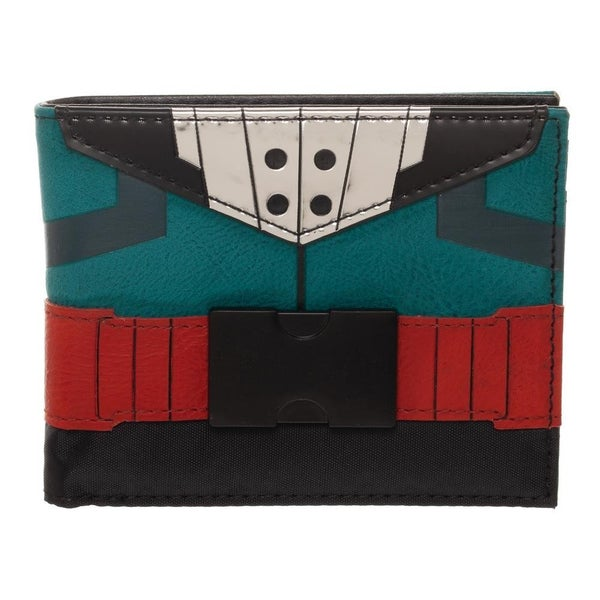 My Hero Academia Deku Suit Up Bi-Fold Wallet