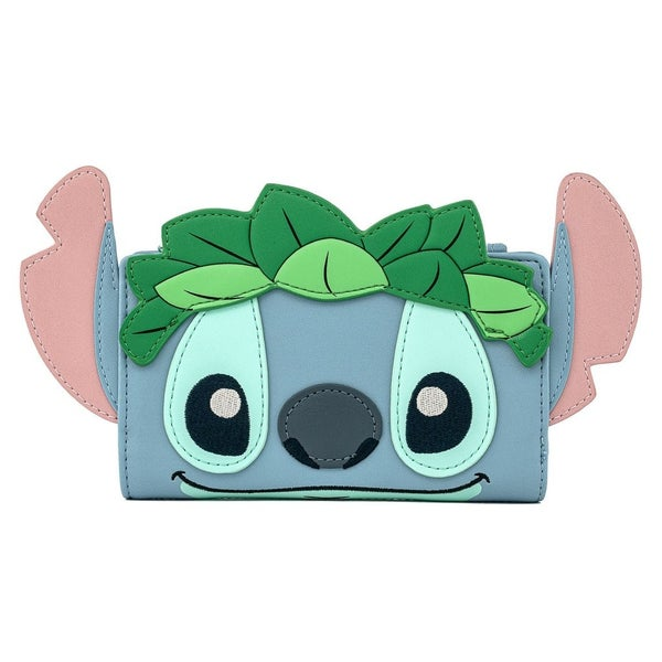Stitch Luau Cosplay Wallet Loungefly