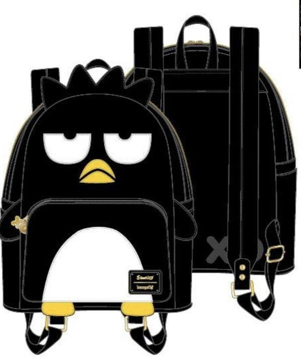 Badtz-Maru Mini Backpack [PRE-ORDER - SEPTEMBER DELIVERY] LOUNGEFLY