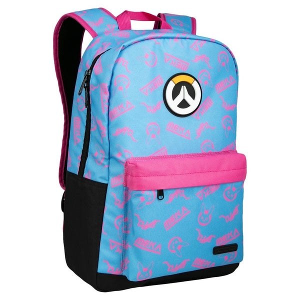 Overwatch D.Va Splash Backpack Jinx