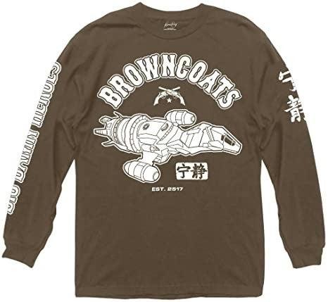 Firefly Browncoats Long Sleeve t-shirt