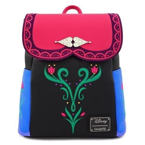 Disney Frozen Anna Cosplay Mini Backpack Loungefly