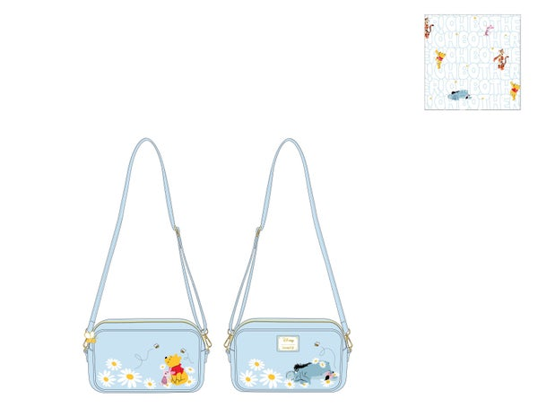 Winnie the Pooh Crossbody Loungefly - PRE-ORDER expected late March