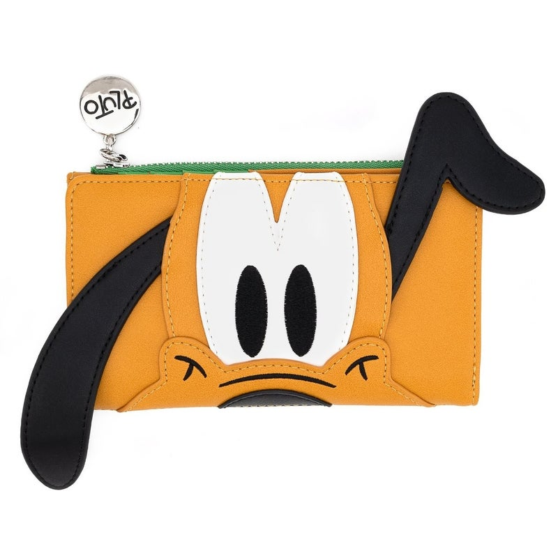 Disney Pluto Cosplay Wallet  Loungelfy
