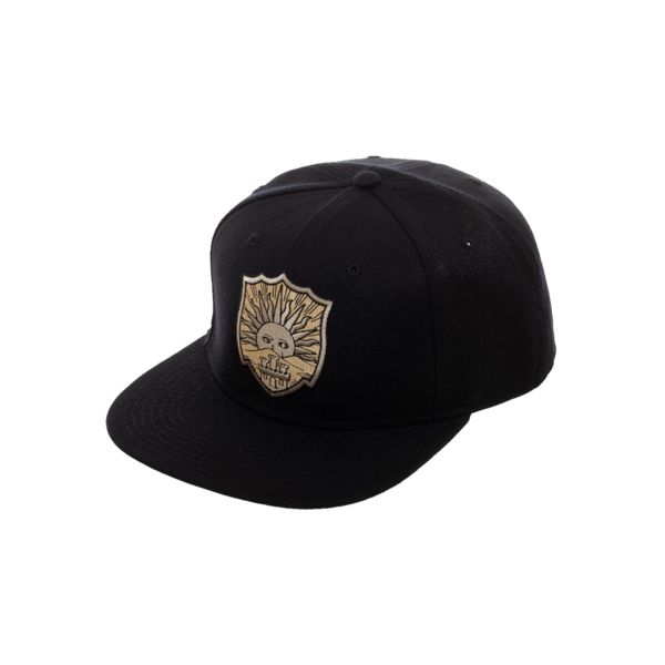 Black Clover Golden Dawn Sun Snapback Cap