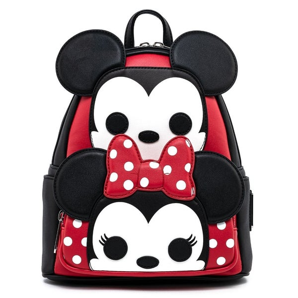 Pop Loungefly Disney Mickey & Minnie Cosplay Mini BACKPACK, WALLET & SET options