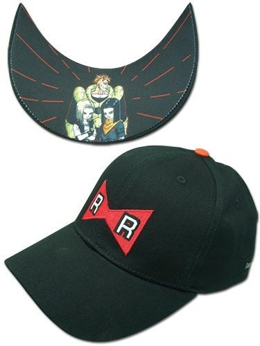 Dragon Ball Z Red Ribbon Androids Adjustable Cap
