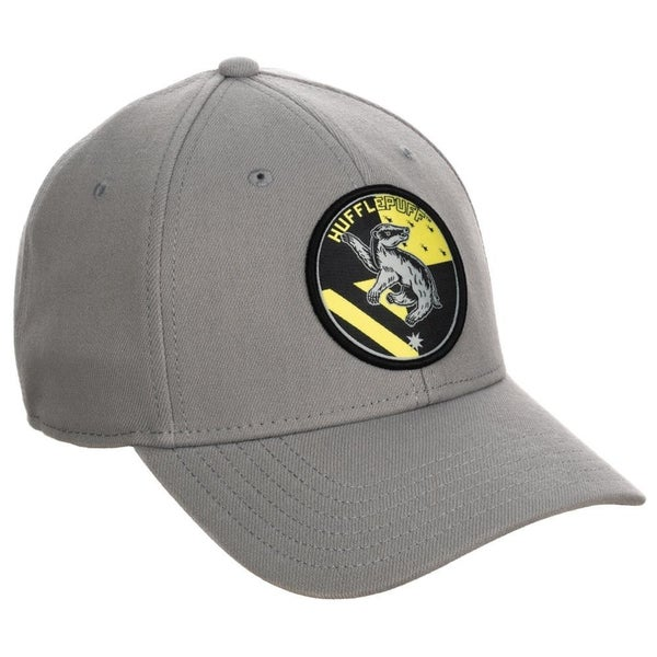 Harry Potter Hufflepuff Flex Fit Cap Hat