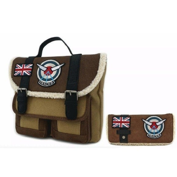 Overwatch Tracer Crossbody and/or Wallet Loungefly