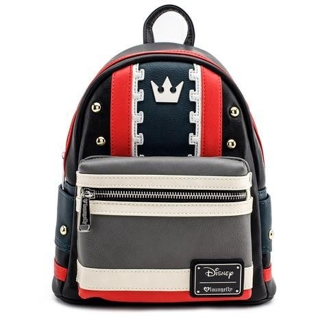 Disney Kingdom Hearts 3 Sora Cosplay Mini Backpack Loungefly