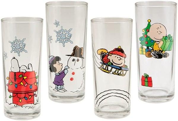 "Peanuts ""Be Merry"" 16 oz Plastic Travel Mug, Multicolor"