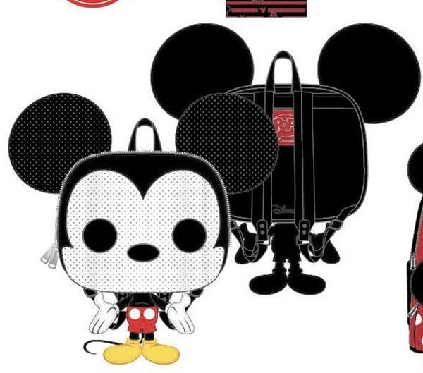 Pop Loungefly Disney Mickey Pin Collector Mini BACKPACK, WALLET & SET options PRE-ORDER Nov/Dec