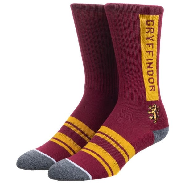 Harry Potter Gryffindor Athletic Crew Sock