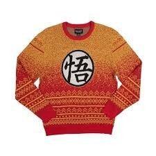 Dragon Ball Christmas Sweater