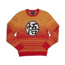 Dragon Ball Christmas Sweater