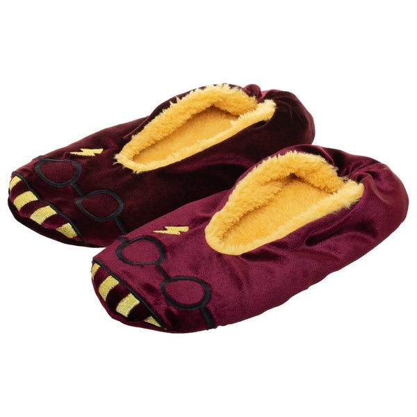 Harry Potter Glasses Slipper Socks-