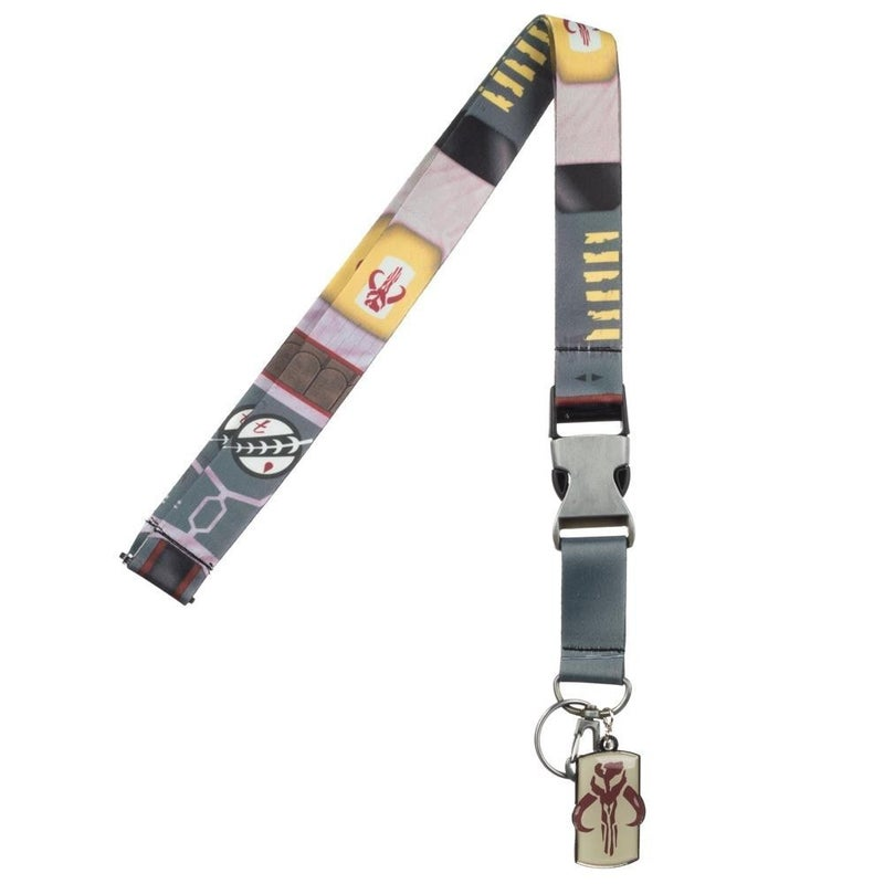 Star Wars Boba Fett Suit-Up Lanyard