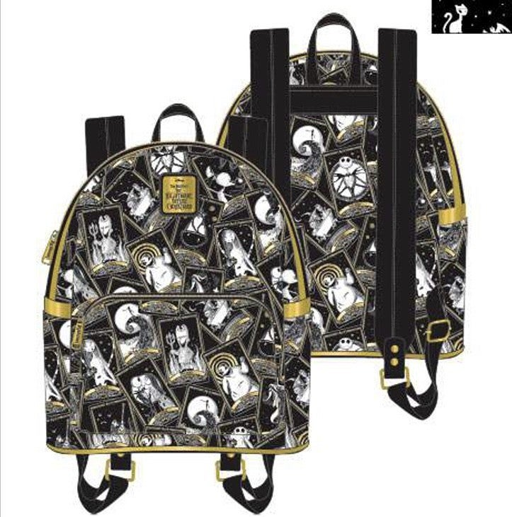 NBC Tarot Card Mini Backpack or Set Loungefly PRE-ORDER Shipping August