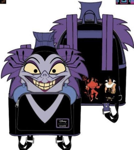 Yzma Cosplay Backpack Emperor's New Groove Loungefly - PRE-Order late February