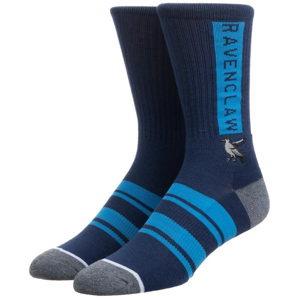 Harry Potter Ravenclaw Athletic Crew Sock