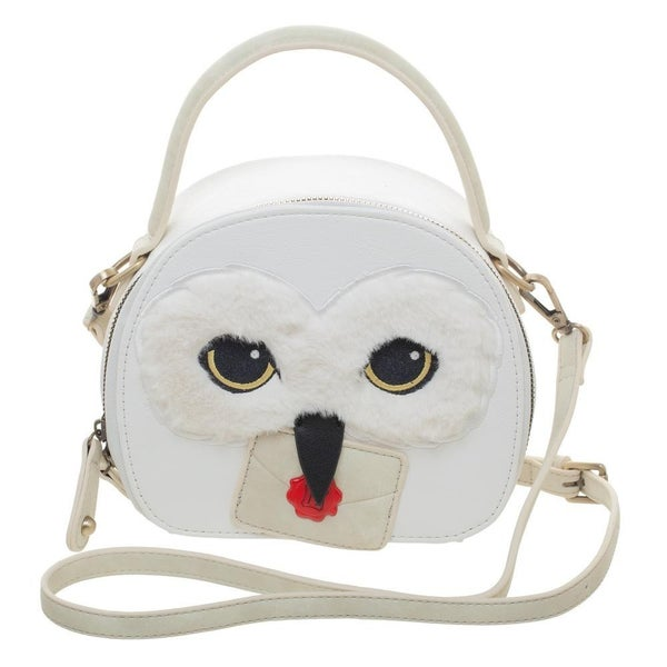 Harry Potter Hedwig Mini Hatbox Handbag