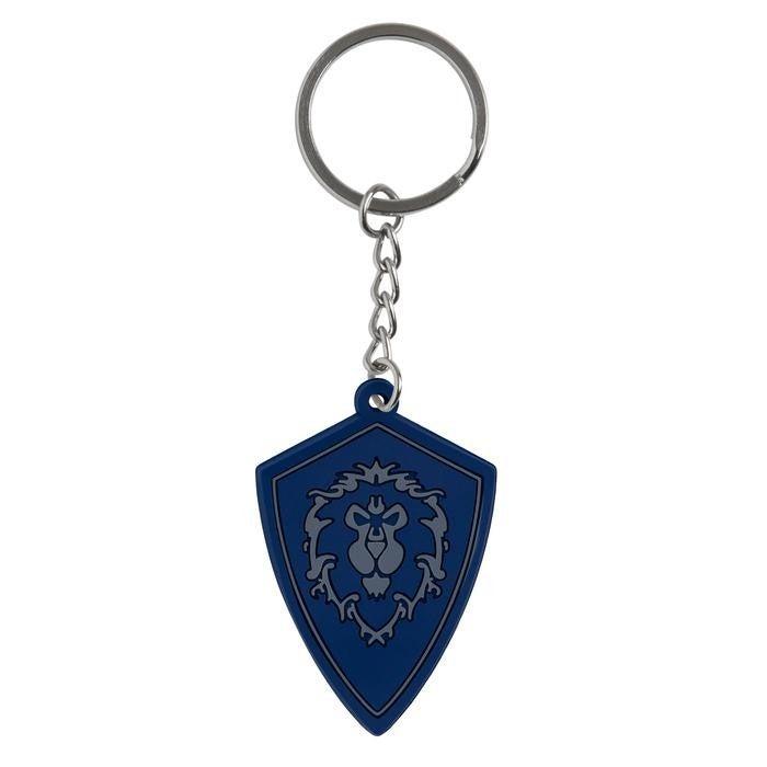 World of Warcraft Alliance Keychain