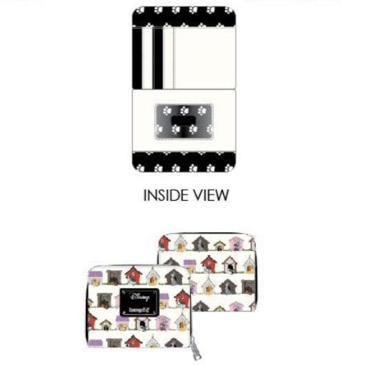 DISNEY Dog Houses SET & CROSSBODY Options [PRE-ORDER - OCTOBER DELIVERY] LOUNGEFLY