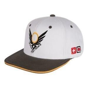 Overwatch Mercy Logo Flatbill Hat