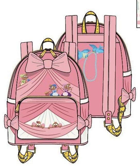 Cinderella Peek A Boo Mini BACKPACK & SET options Loungefly PRE-ORDER Nov/Dec