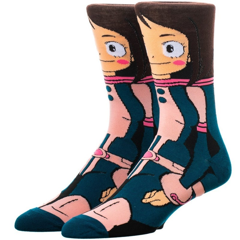 My Hero Academia Ochaco Character Socks