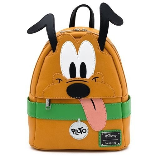 Disney Pluto Cosplay Mini-Backpack and/or Wallet Set  Loungelfy