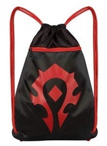 World of Warcraft Horde Cinch Loot Bags Jinx