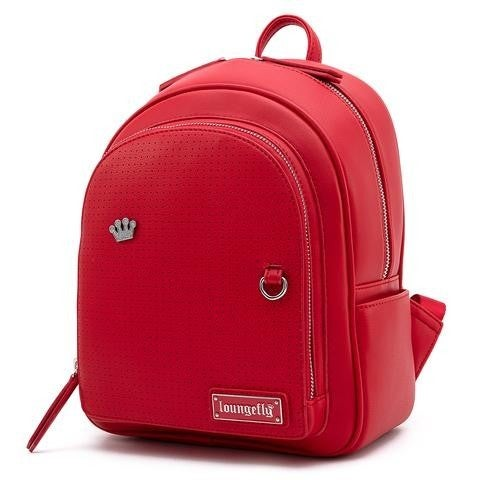 Red Pin Trader Mini-Backpack Loungefly