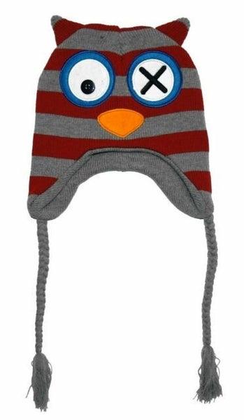 Laplander Beanie Owl Headwear Anime Hat BIOWORLD