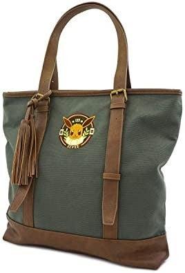 Pokemon Eevee Canvas Tote Bag Loungefly
