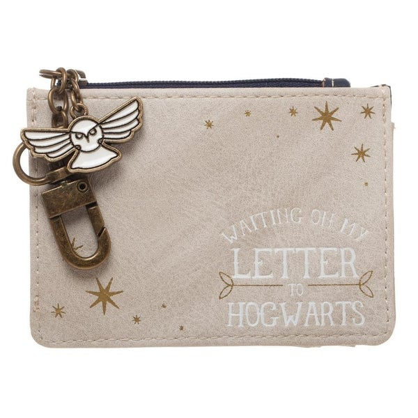 Harry Potter Hedwig Coin Pouch with Metal Chain