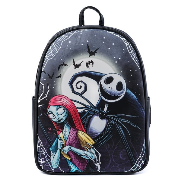 NBC Nightmare Before Christmas Simply Meant to Be Mini Backpack Loungefly
