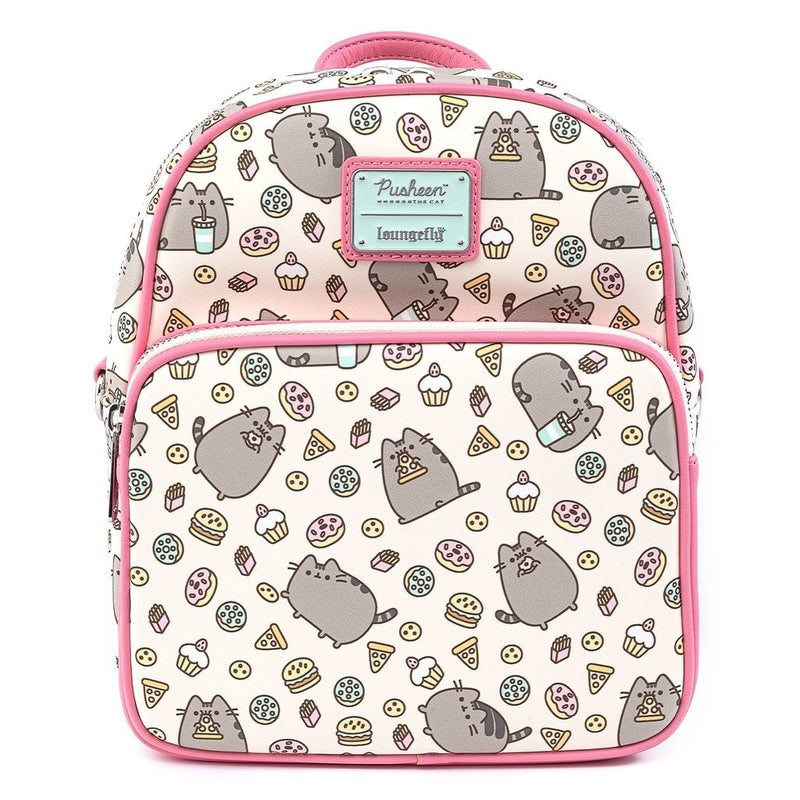 Pusheen Snackles Mini Backpack  LOUNGEFLY