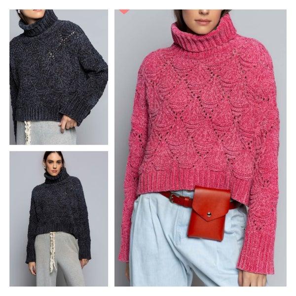 The Houston Sweater