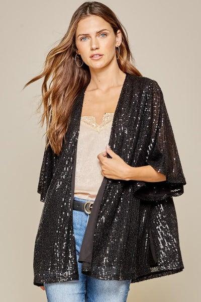 The Sequin Kimono